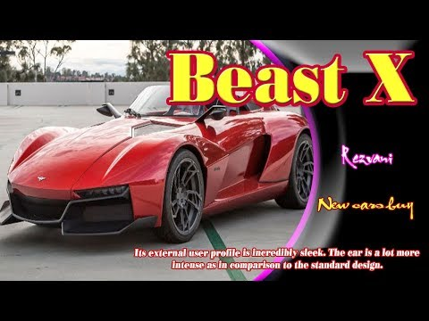 2019 Rezvani Beast X | 2019 rezvani beast x 700 | 2019 Rezvani Beast X couple | new cars buy