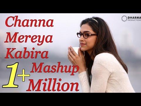 Channa Mereya & Kabira Mashup ft Deepika & Ranbir sung  SAMARTH SWARUP