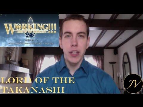 Trailer do filme Working!!!: Lord of the Takanashi