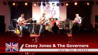 Casey Jones & The Governors - Jack The Ripper