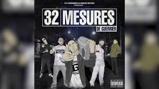 Souffrance (L'Uzine) - 32 Mesures De Guerrier (Prod : Misère Record) 313 Guerriers [Track 03]