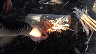 Fall Bushcraft Adventure.