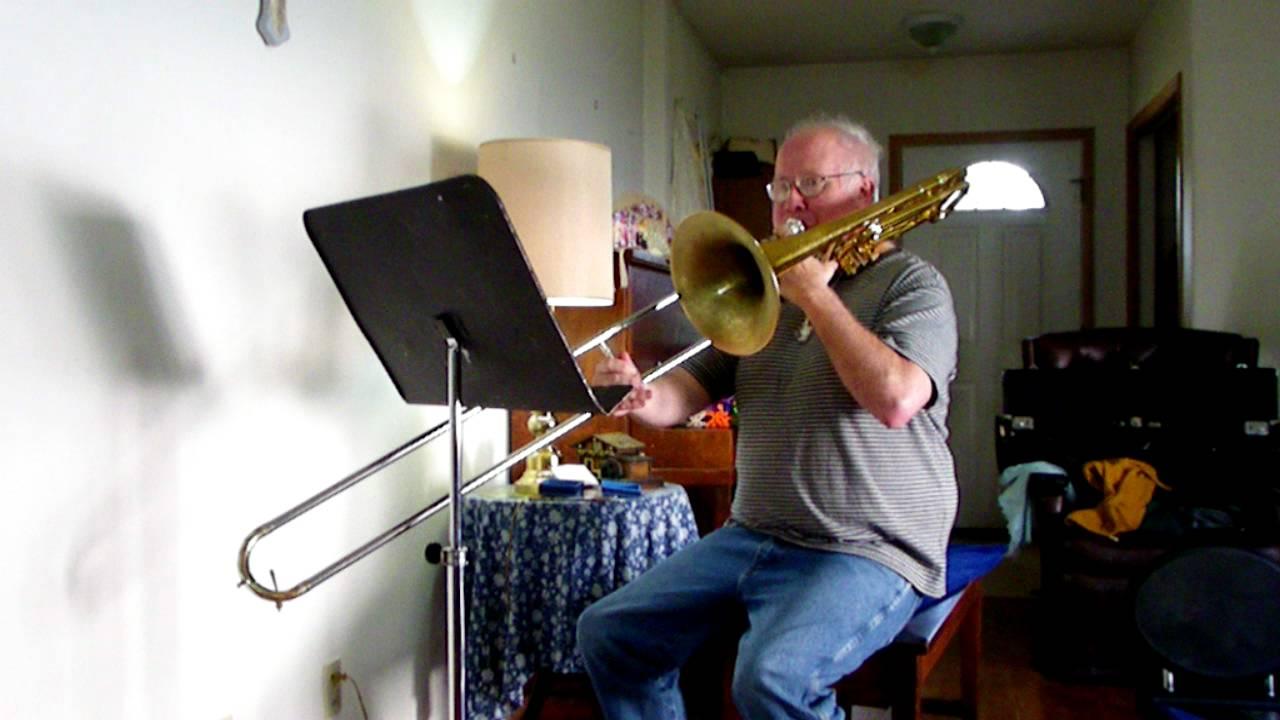 King 7b Bass Trombone
