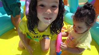 sami and amira play with Dad - Fun storybook