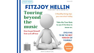 Tour Management 101: Fitzjoy Hellin - Touring beyond the music