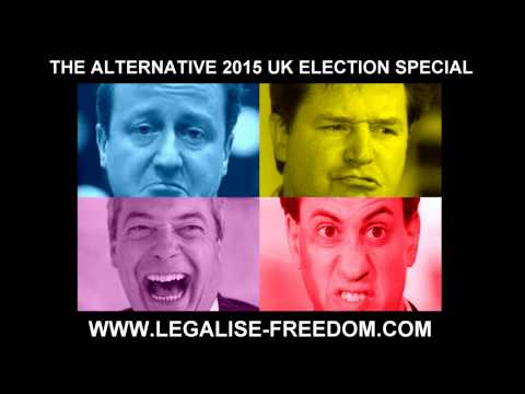 The Alternative 2015 UK Election Special