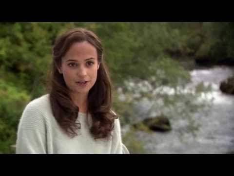 Ex Machina - 2015 - Casting Alicia Vikander - Behind the Scenes