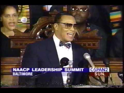 Farrakhan NAACP