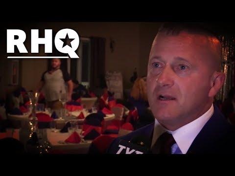 Ojeda: Military Should Refuse Trump's Border Orders