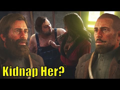 What Happen If You Kidnap The Incest Sister - Red Dead Redemption 2