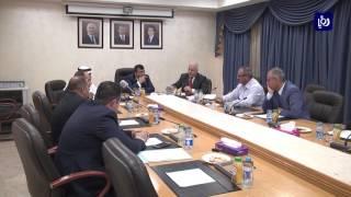 لجنة الأخوة الأردنية الأماراتية تلتقي السفير الاماراتي بعمان - (19-7-2017)