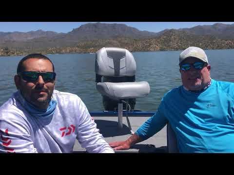 Bartlett Lake Fishing Report - April 23, 2020