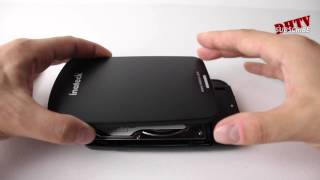 inateck Portable Hard Drive Enclosure Review and Tutorial - 7mm/9.5mm