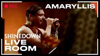 """Shinedown - """"Amaryllis"""" captured in The Live Room"""