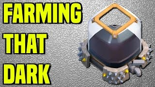 Clash of Clans | Dark Elixir Farming Strategy at TH9 and TH10 | Clash Bashing