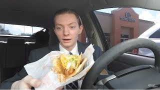 Taco Bell Double Cheesy Gordita Crunch Review