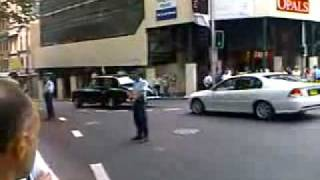 NOKIA N90 - The Queen of England in Australia