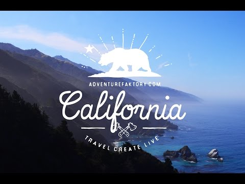 ROAD TRIP ON THE CALIFORNIA COAST ROAD