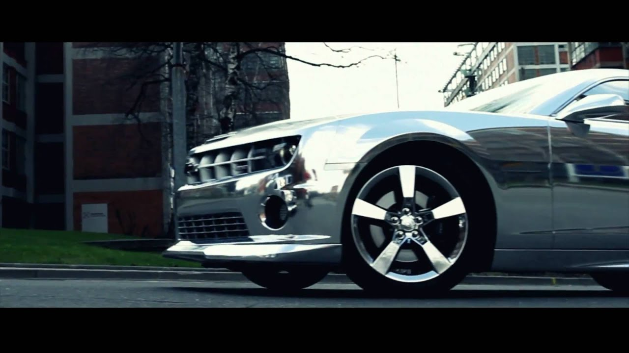 Chrome Camaro Car Tintek Wrap Youtube