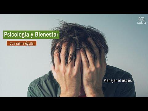Psicología y Bienestar: Manejo del estrés