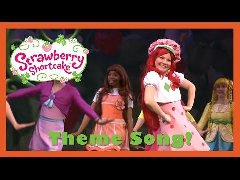 Theme Song | Strawberry Shortcake Live! (2013)
