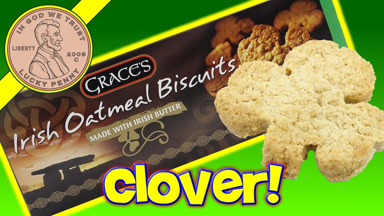 Grace's Irish Oatmeal Biscuits Food Tasting Ballyrashane ...
