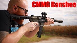 CMMG Banshee 9mm Review: The Best Pistol Caliber Carbine?