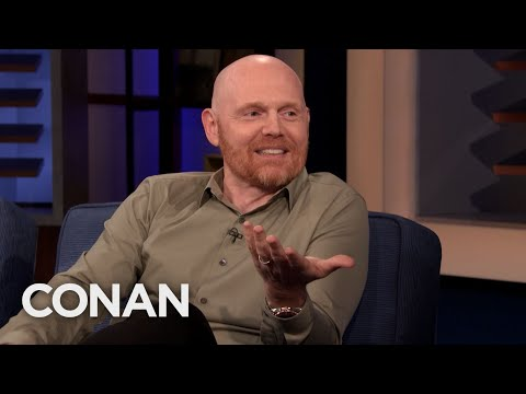 Bill Burr & His 2-Year-Old Daughter Walked Out Of 'Dumbo' - CONAN on TBS