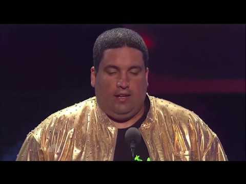 Algerie, Sam B, Top 48 Q4 ~ Americas Got Talent 2011 LIVE