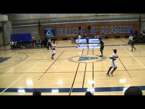 College of Alameda Vs Delta 11/10/15 pt1