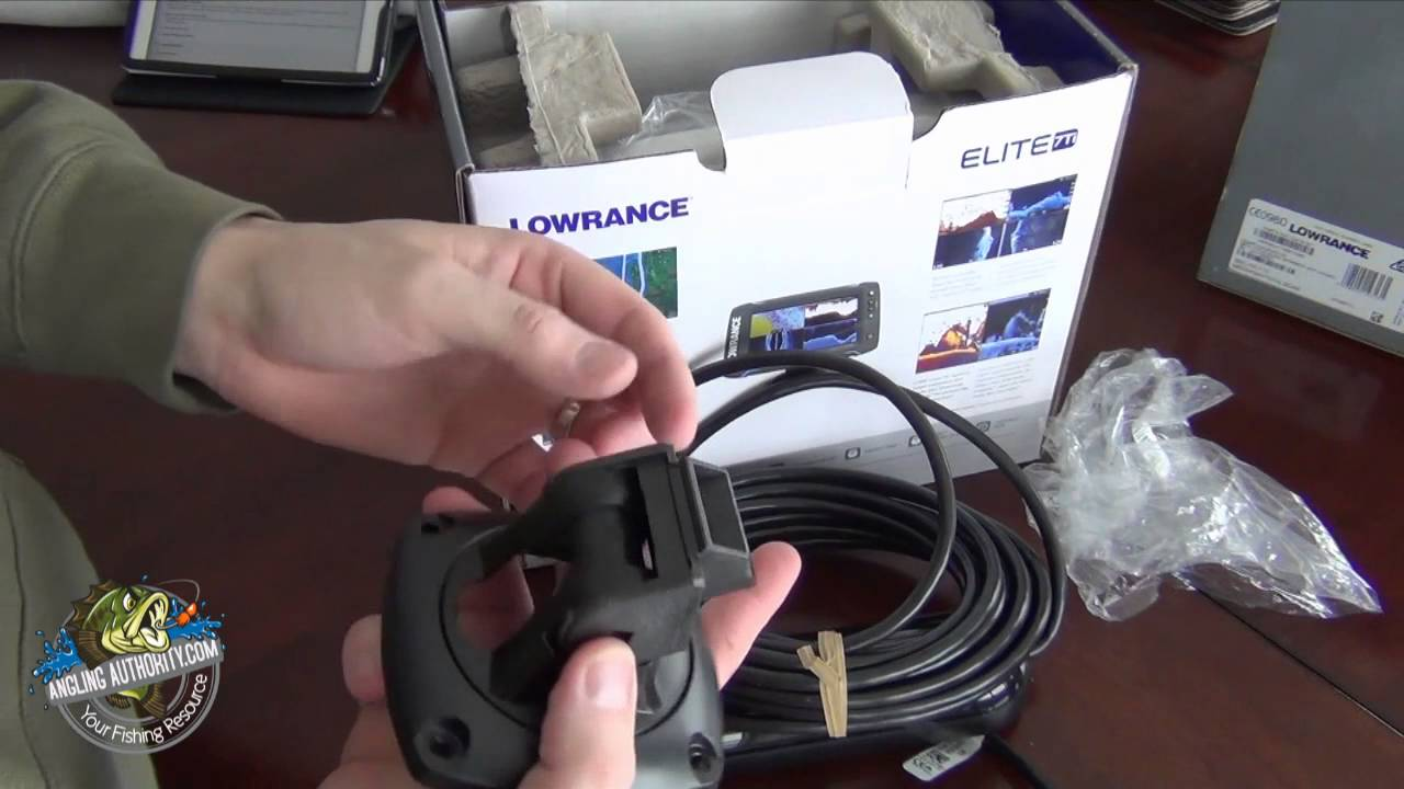hight resolution of 2016 lowrance elite 7ti initial look