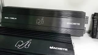Про них чули, але не бачили! Короткий огляд Machete MA-2000.1 D Sport