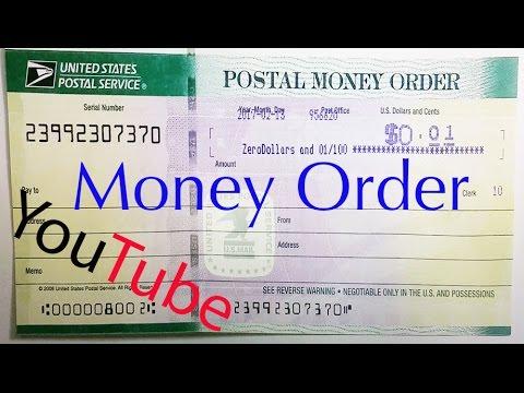 Como llenar un money order y saber si es falso usps youtube como llenar un money order y saber si es falso usps ccuart Images