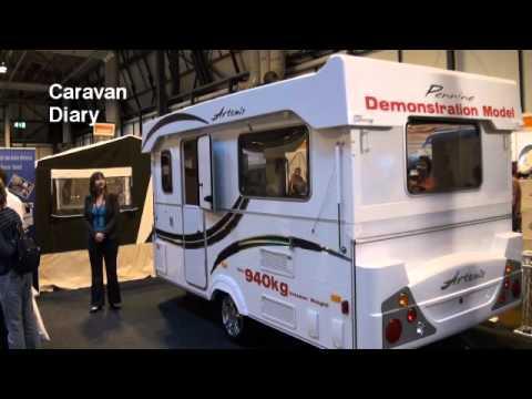 Pennine Artemis Folding Caravan Doovi