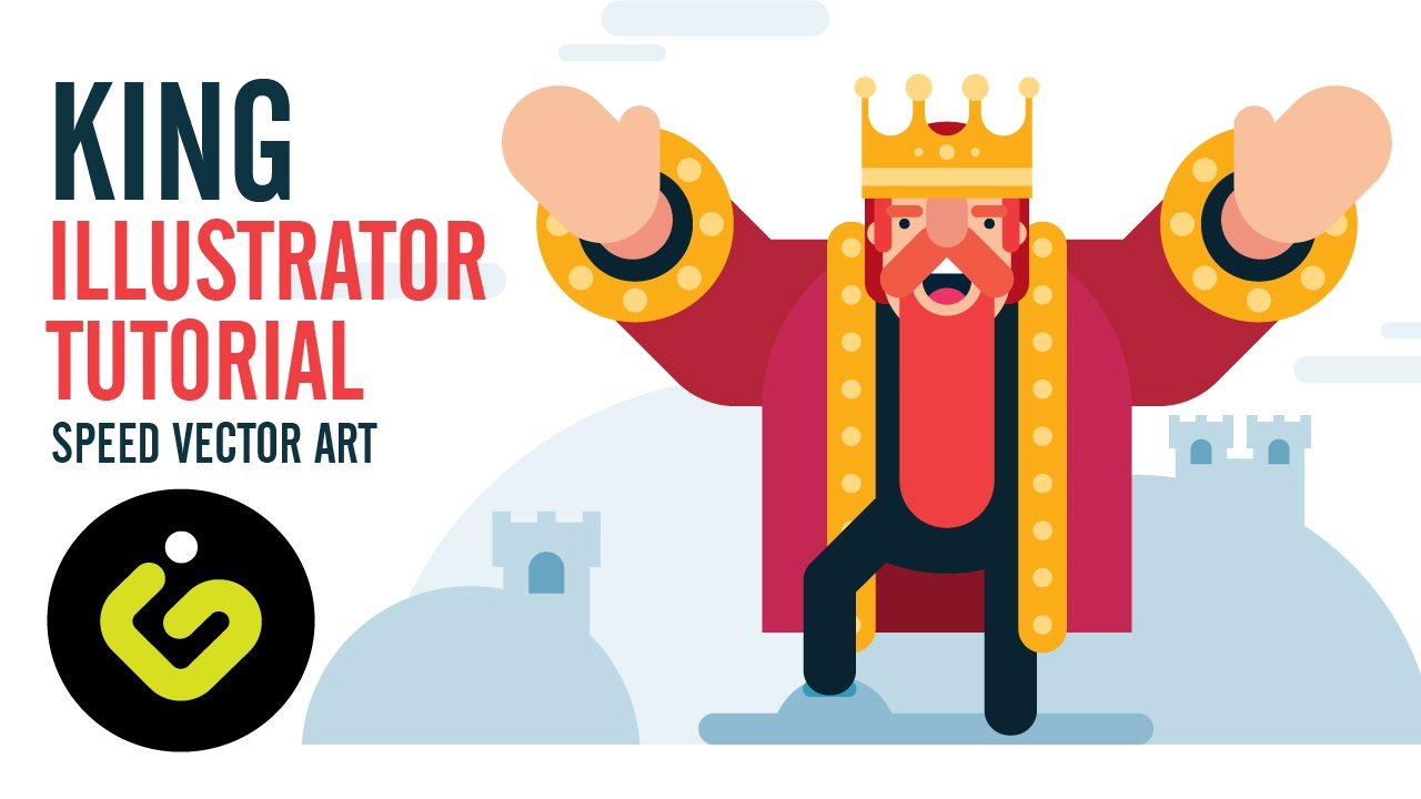 Character Design Tutorials In Illustrator : Adobe illustrator tutorial learn how to draw a flat