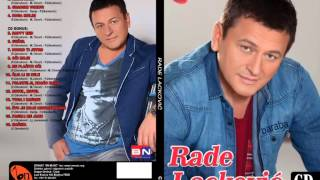 Rade Lackovic - Oci moje (Audio 2013) BN Music