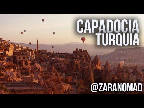 CAPADOCIA TURQUIA