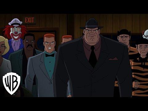 "Batman & Harley Quinn clip -- ""Let's Dance"""