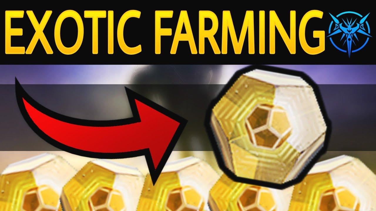 Destiny 2 How To Farm Exotic Engrams Destiny 2 Beginner Guides Youtube