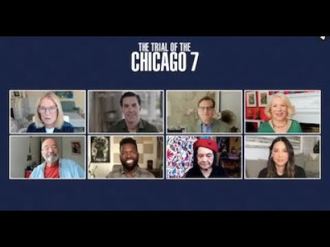 Watch KATTY KAY on Netflix – Moderating Chicago 7 Voices for Change