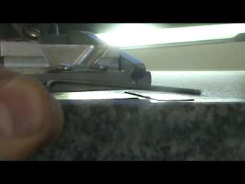 Columbia Taping Tools Anglehead Repair Video Part 5