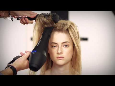 TIGI Catwalk Collective 2014 - Antipodium - How to get the L