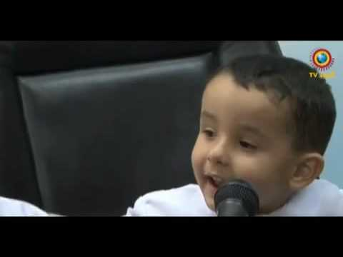 Anak Ajaib - Hapal al Quran umur 3 tahun
