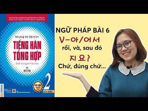 ngu phap tieng han so cap tại kienthuccuatoi.com
