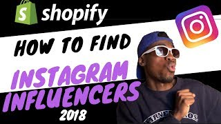 Instagram Influencers - HOW TO FIND INSTAGRAM INFLUENCERS IN 2018! (NEW METHOD)