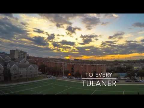Time lapse Tulane University