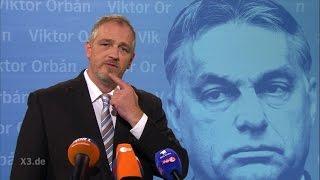 Torsten Sträter: Pressesprecher von Viktor Orbán