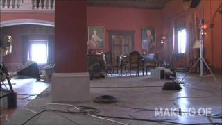 On-Set Footage, 'Colombiana'