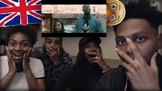 AMERICANS REACT TO UK RAP DRILL/GRIME FOR THE FIRST TIME EVER ft. STORMZY, Digga D, Sav x S1 & MORE!