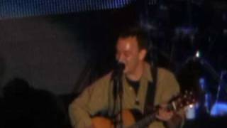 "Dave Matthews Band ""Digging a Ditch"""
